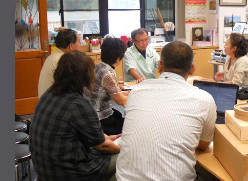 障害者と雇用「働く広場」の取材があtりました。 高齢・障害求職者雇用支援機構