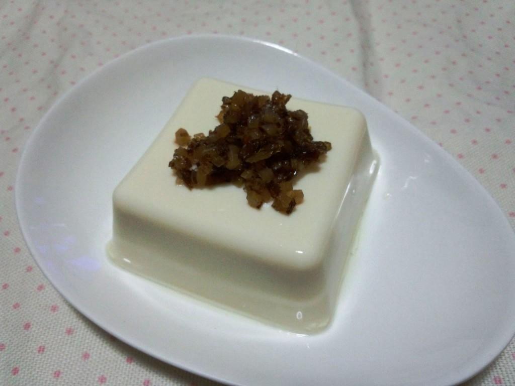 昆布+生姜豆腐