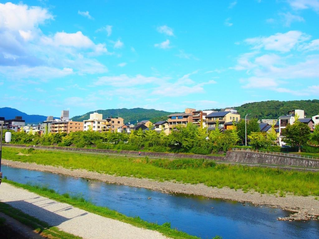京の旅。川床へ行ってきました♪
