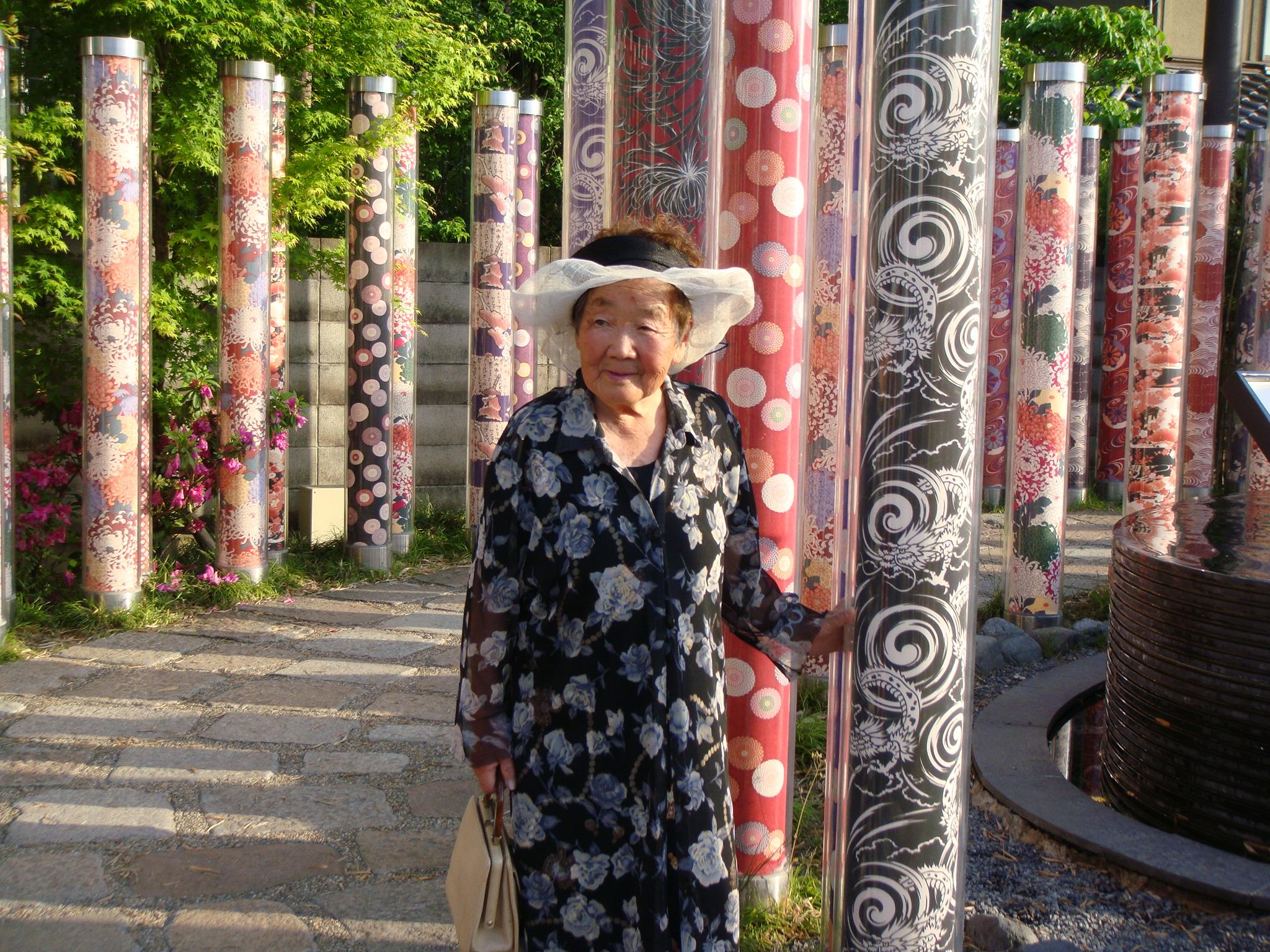 91歳の母へ Thanks Mother's Day ♡♡   母と一緒に、楽しく過ごしました。